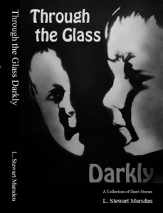 Ray Ferrer's cover illustration for Through the Glass Darkly