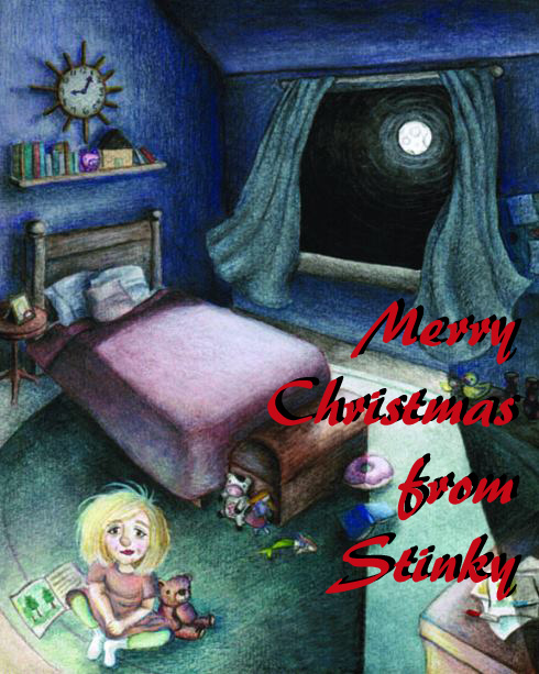 Join us on Facebook at Stinky and the Nightmare!